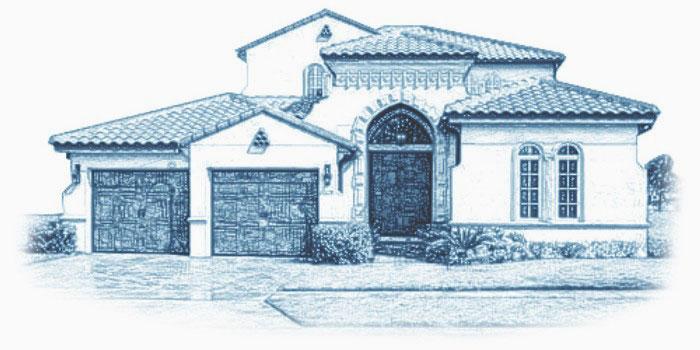 Custom Home Sample Plans Available