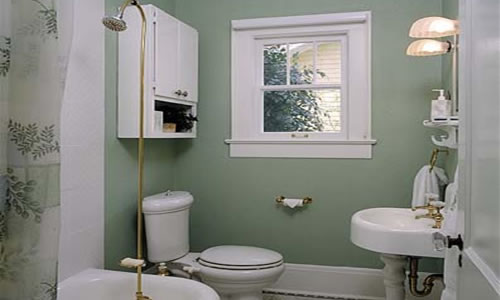 Custom bathroom design and build