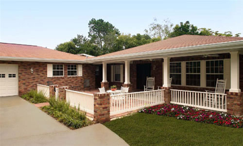 Remodel a ranch style house in Orlando