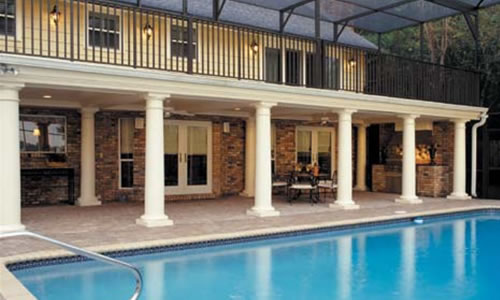 Veranza and Pool Build in Florida