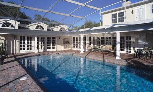 Beautiful Custom home with pool and