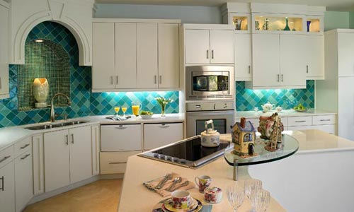 Traditional and contemporary kitchen design and build