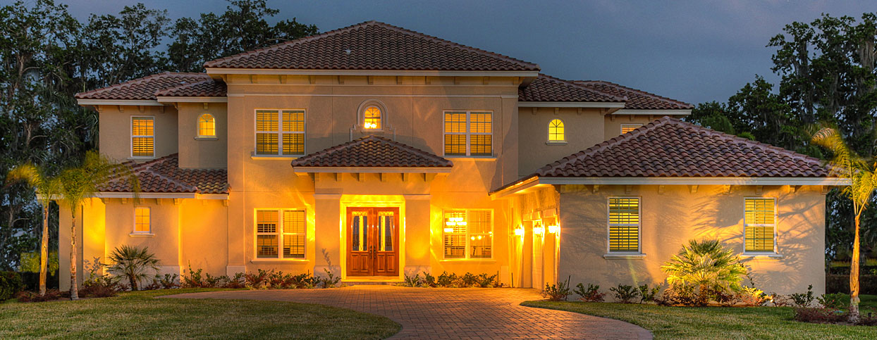 Orlando, Forida Custom Home builder