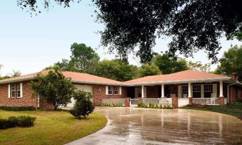 Sample Front Elevation Values : Psg construction custom home builder