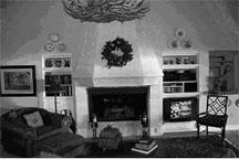 Family Room before.