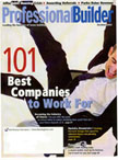 October 2003<h6>101 Best Companies to Work For</h6>